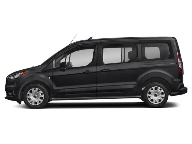 2020 Shadow Black Ford Transit Connect XLT Automatic I4 Engine Van FWD