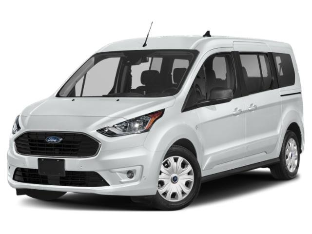 2019 Frozen White Ford Transit Connect XLT I4 Engine Automatic FWD