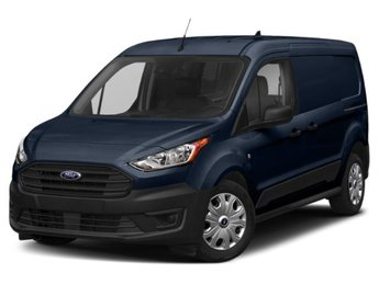 2020 Dark Blue Ford Transit Connect XL FWD Automatic 4 Door Van I4 Engine