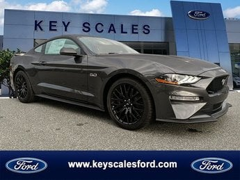 2020 Ford Mustang GT Premium Premium Unleaded V-8 5.0 L/302 Engine RWD Automatic Coupe