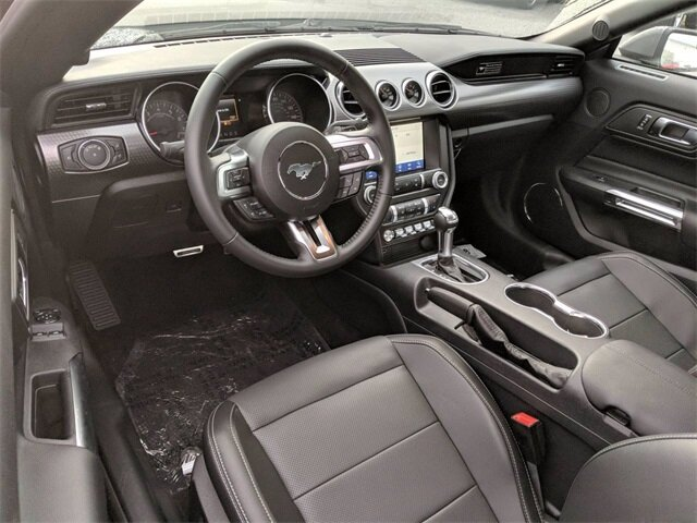 20+ 2020 Ford Mustang Interior Automatic