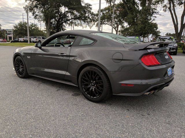 2020 Magnetic Metallic Ford Mustang GT Premium Automatic RWD Premium Unleaded V-8 5.0 L/302 Engine 2 Door