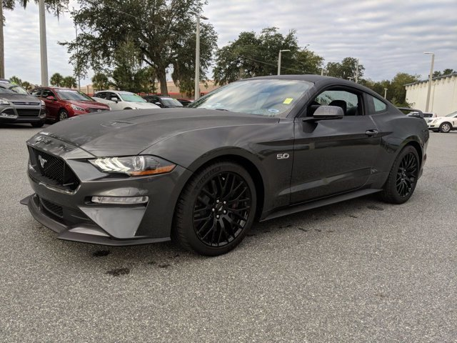 2020 Ford Mustang GT Premium Premium Unleaded V-8 5.0 L/302 Engine Automatic Coupe 2 Door
