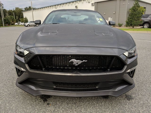 2020 Magnetic Metallic Ford Mustang GT Premium Automatic Coupe 2 Door Premium Unleaded V-8 5.0 L/302 Engine RWD