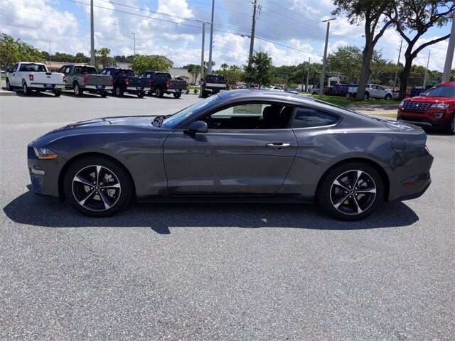 2020 Ford Mustang EcoBoost Coupe RWD EcoBoost 2.3L I4 GTDi DOHC Turbocharged VCT Engine Automatic 2 Door