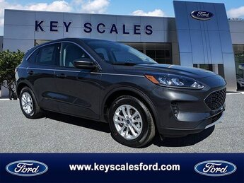 2020 Magnetic Metallic Ford Escape SE SUV FWD Automatic Intercooled Turbo Premium Unleaded I-3 1.5 L/91 Engine
