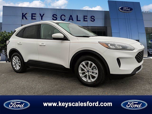 2020 Ford Escape SE Automatic FWD SUV 4 Door 1.5L EcoBoost Engine