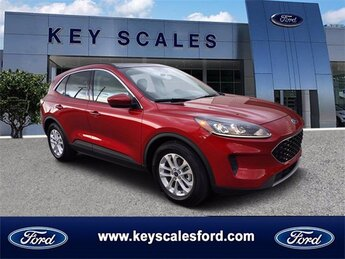 2020 Ford Escape SE 4 Door FWD Automatic