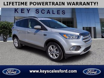 2018 Ford Escape SEL Automatic 4 Door 1.5L EcoBoost Engine