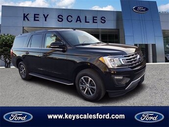 2020 Ford Expedition Max XLT RWD SUV EcoBoost 3.5L V6 GTDi DOHC 24V Twin Turbocharged Engine 4 Door Automatic