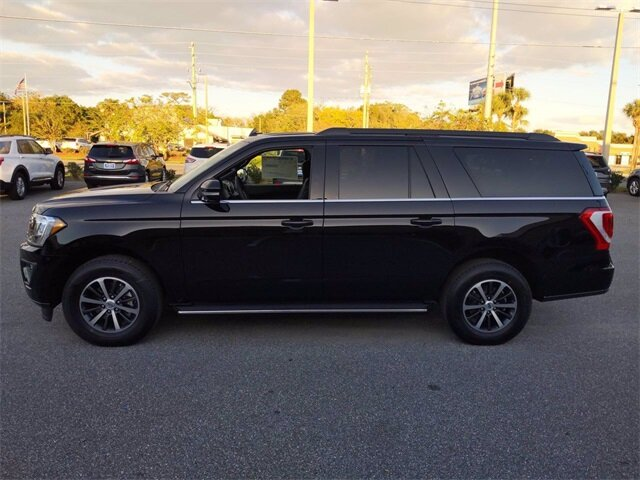 2020 Ford Expedition Max XLT Automatic RWD 4 Door EcoBoost 3.5L V6 GTDi DOHC 24V Twin Turbocharged Engine SUV