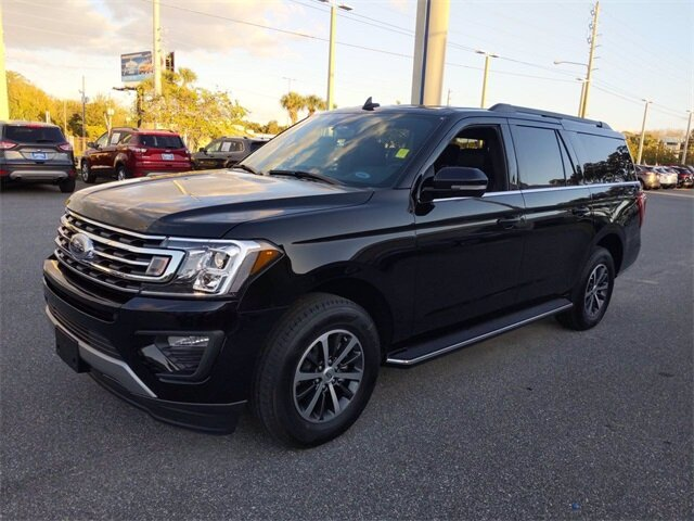2020 Ford Expedition Max XLT RWD EcoBoost 3.5L V6 GTDi DOHC 24V Twin Turbocharged Engine 4 Door SUV Automatic