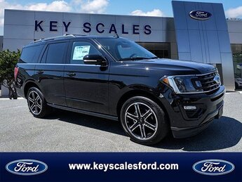 2019 Ford Expedition Limited SUV Twin Turbo Premium Unleaded V-6 3.5 L/213 Engine Automatic 4 Door