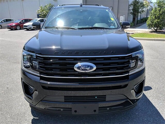 2019 Ford Expedition Limited SUV RWD 4 Door EcoBoost 3.5L V6 GTDi DOHC 24V Twin Turbocharged Engine