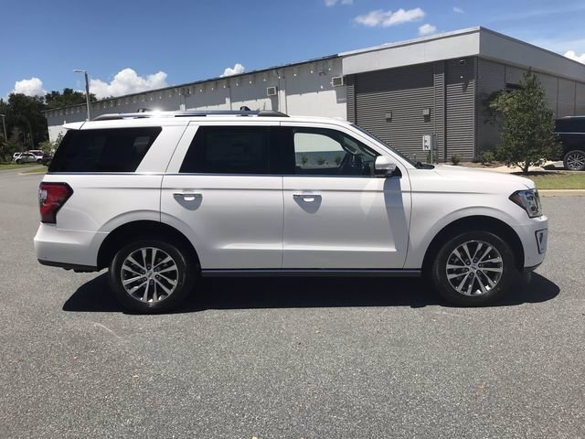 2018 Ford Expedition Limited 4 Door RWD SUV Twin Turbo Regular Unleaded V-6 3.5 L/213 Engine Automatic