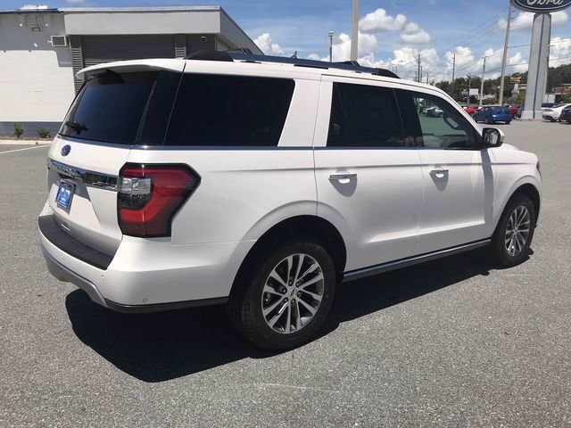 2018 Ford Expedition Limited RWD Twin Turbo Regular Unleaded V-6 3.5 L/213 Engine SUV