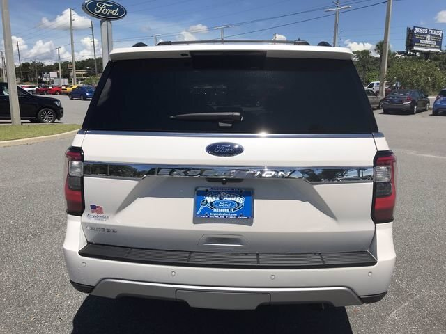 2018 Ford Expedition Limited RWD Twin Turbo Regular Unleaded V-6 3.5 L/213 Engine 4 Door