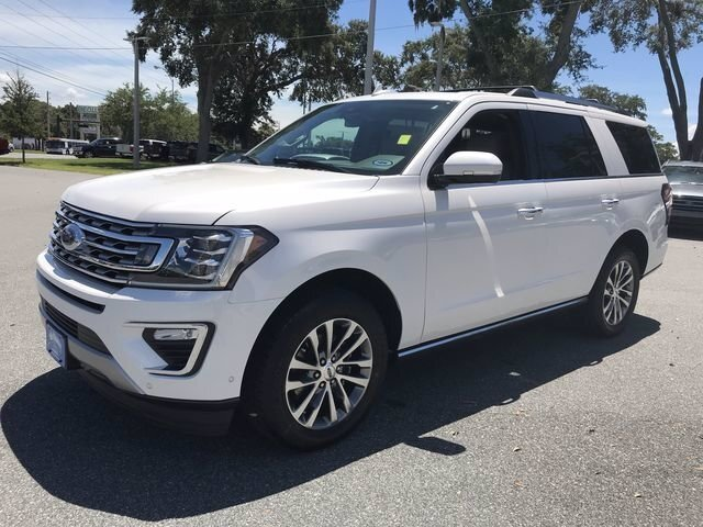 2018 Ford Expedition Limited SUV RWD Automatic 4 Door