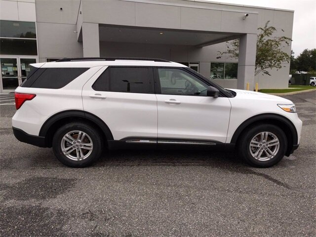 2021 Ford Explorer XLT SUV 4 Door Automatic