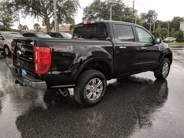 2019 Shadow Black Ford Ranger XLT 4X4 4 Door Automatic