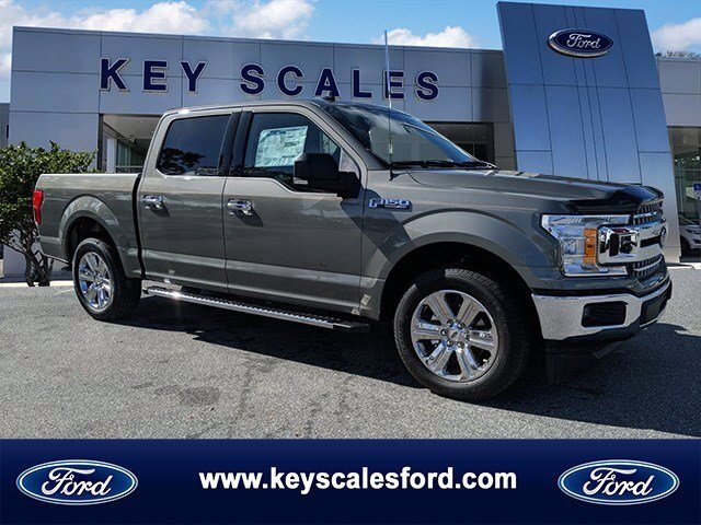2020 Ford F-150 XLT 5.0L V8 Engine Truck Automatic RWD