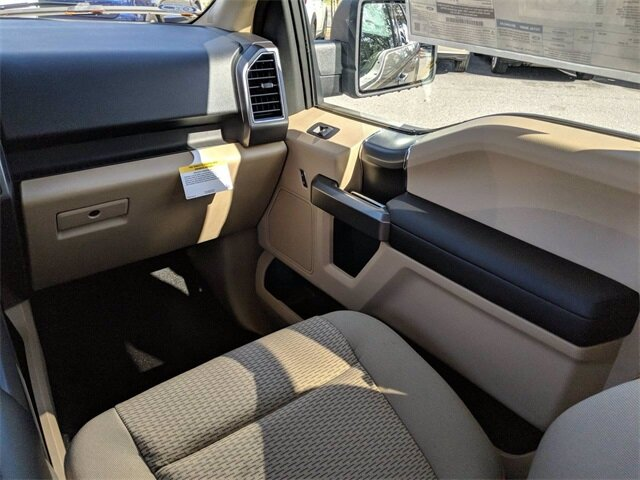 2020 Ford F-150 XLT RWD Automatic 4 Door