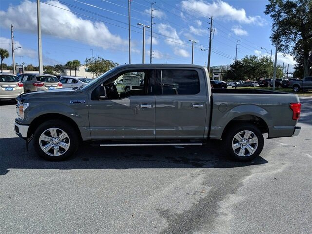 2020 Ford F-150 XLT Regular Unleaded V-8 5.0 L/302 Engine Truck Automatic 4 Door RWD