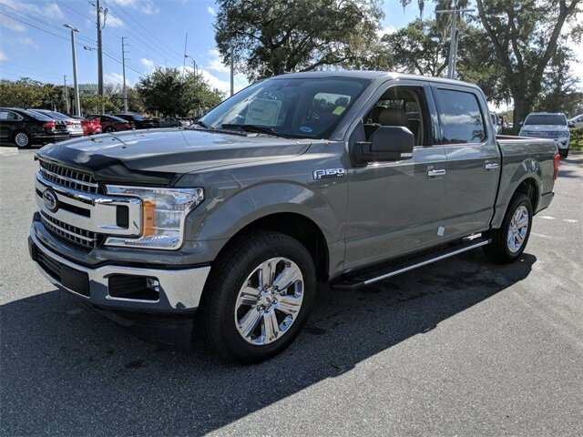 2020 Ford F-150 XLT 5.0L V8 Engine RWD 4 Door Automatic Truck