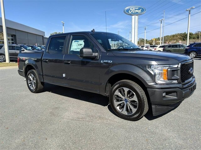 2020 Ford F-150 XL 4 Door Truck 2.7L V6 EcoBoost Engine Automatic RWD