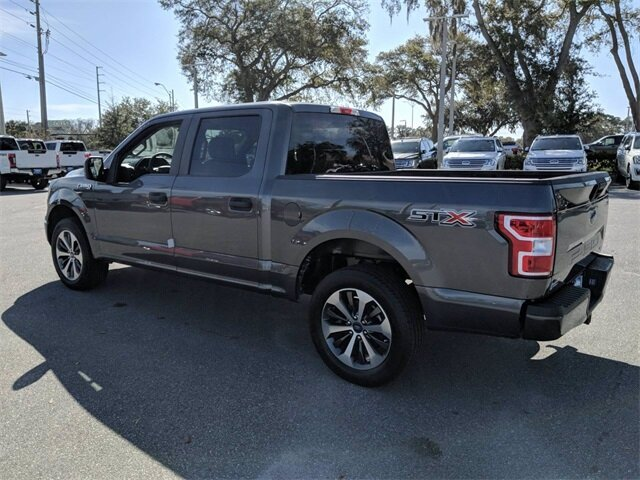 2020 Ford F-150 XL RWD 4 Door 2.7L V6 EcoBoost Engine Automatic