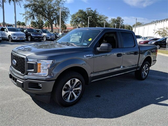 2020 Magnetic Metallic Ford F-150 XL 4 Door Automatic 2.7L V6 EcoBoost Engine Truck