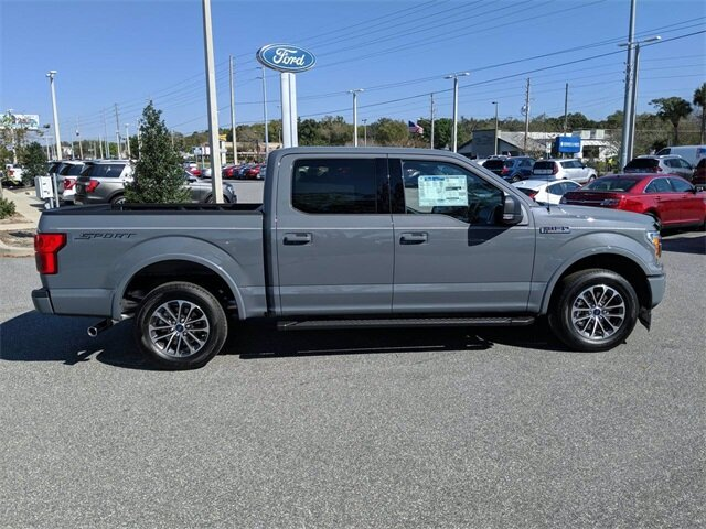 2020 Ford F-150 XLT 2.7L V6 EcoBoost Engine Truck 4 Door Automatic