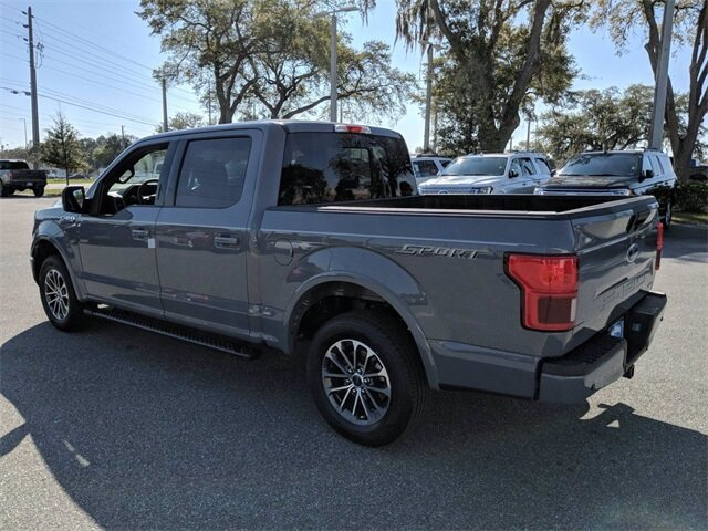 2020 Ford F-150 XLT Automatic 4 Door 2.7L V6 EcoBoost Engine RWD