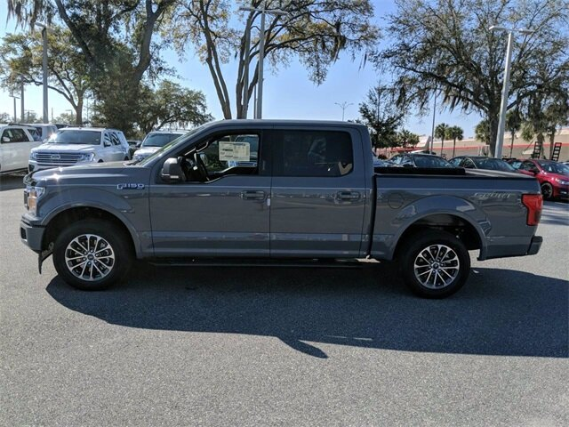 2020 Abyss Gray Metallic Ford F-150 XLT RWD Truck Automatic 4 Door 2.7L V6 EcoBoost Engine
