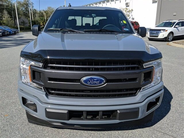2020 Abyss Gray Metallic Ford F-150 XLT Automatic RWD 4 Door Truck 2.7L V6 EcoBoost Engine