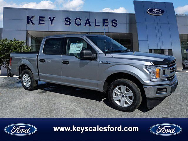 2020 Iconic Silver Metallic Ford F-150 XLT RWD Truck 4 Door Automatic