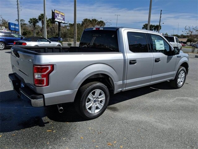 2020 Ford F-150 XLT Truck 2.7L V6 EcoBoost Engine RWD 4 Door Automatic