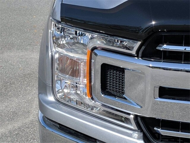 2020 Iconic Silver Metallic Ford F-150 XLT RWD Automatic 2.7L V6 EcoBoost Engine