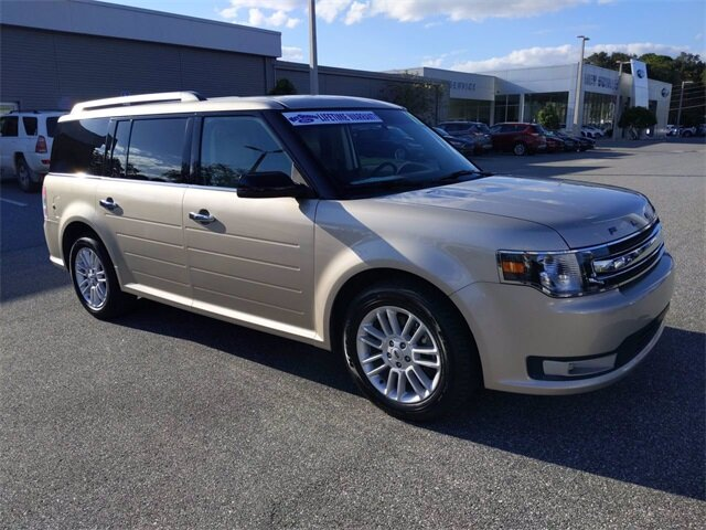 2017 Ford Flex SEL FWD 4 Door SUV