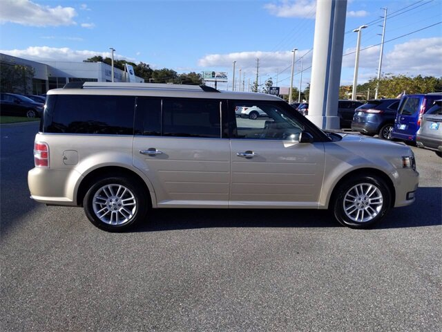 2017 Ford Flex SEL 3.5L V6 Ti-VCT Engine SUV 4 Door Automatic FWD