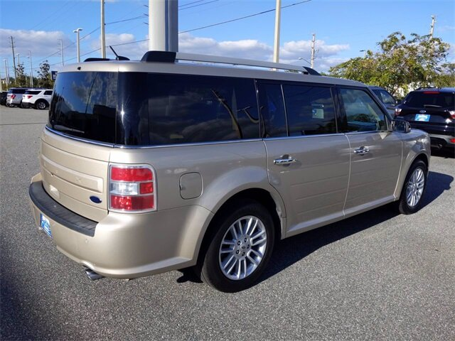 2017 Ford Flex SEL FWD Automatic 3.5L V6 Ti-VCT Engine SUV