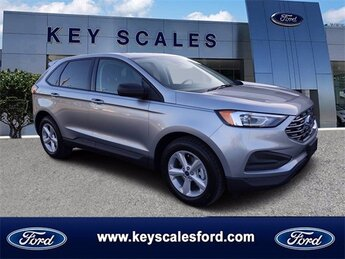 2020 Ford Edge SE SUV Automatic EcoBoost 2.0L I4 GTDi DOHC Turbocharged VCT Engine FWD