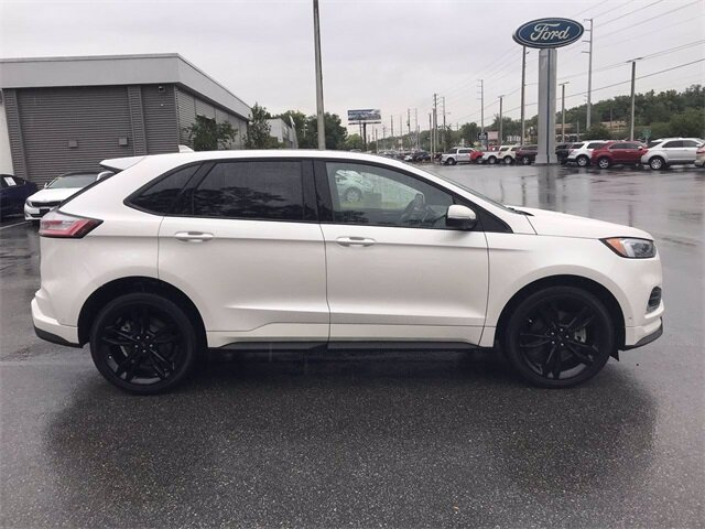2019 Ford Edge ST AWD SUV 2.7L V6 Engine 4 Door Automatic