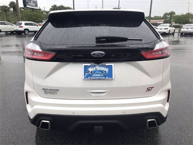 2019 Ford Edge ST 4 Door AWD Automatic SUV 2.7L V6 Engine