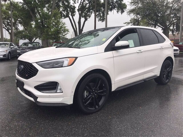 2019 Ford Edge ST 4 Door Automatic 2.7L V6 Engine AWD SUV