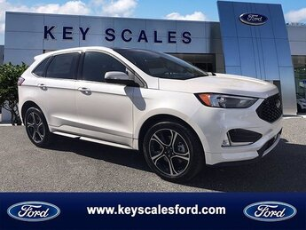 2019 Ford Edge ST 4 Door AWD Automatic SUV Twin Turbo Premium Unleaded V-6 2.7 L/166 Engine