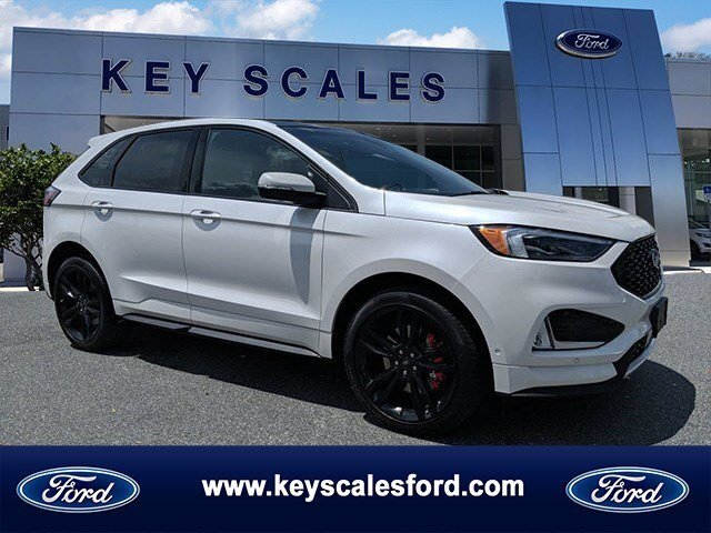 2019 Ford Edge ST Automatic AWD 2.7L V6 Engine