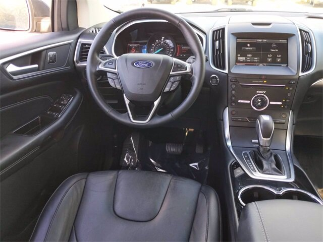 2015 Ford Edge Titanium Automatic SUV 3.5L V6 Ti-VCT Engine