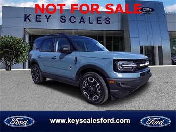 2021 Area 51 Ford Bronco Sport Outer Banks 4 Door Automatic 4X4 1.5L EcoBoost Engine