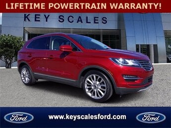 2017 Lincoln MKC Reserve Automatic 4 Door 2.0L GTDi Engine